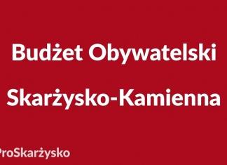 Budżet Obywatelski - Skarżysko-Kamienna