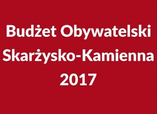 Budżet Obywatelski - Skarżysko-Kamienna - 2017