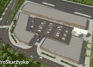 Park Handlowy Xcity Investment (grafika: Xcity Investment)