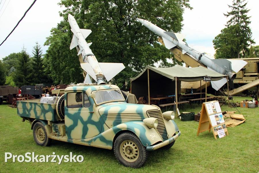 II Skarżyski Piknik Historyczny - Muzeum im. Orła Białego