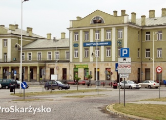 Dworzec PKP Skarżysko