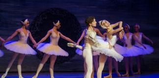 Jezioro łabędzie - Narodowy Lwowski Teatr Opery i Baletu (Imperial Lviv Ballet)