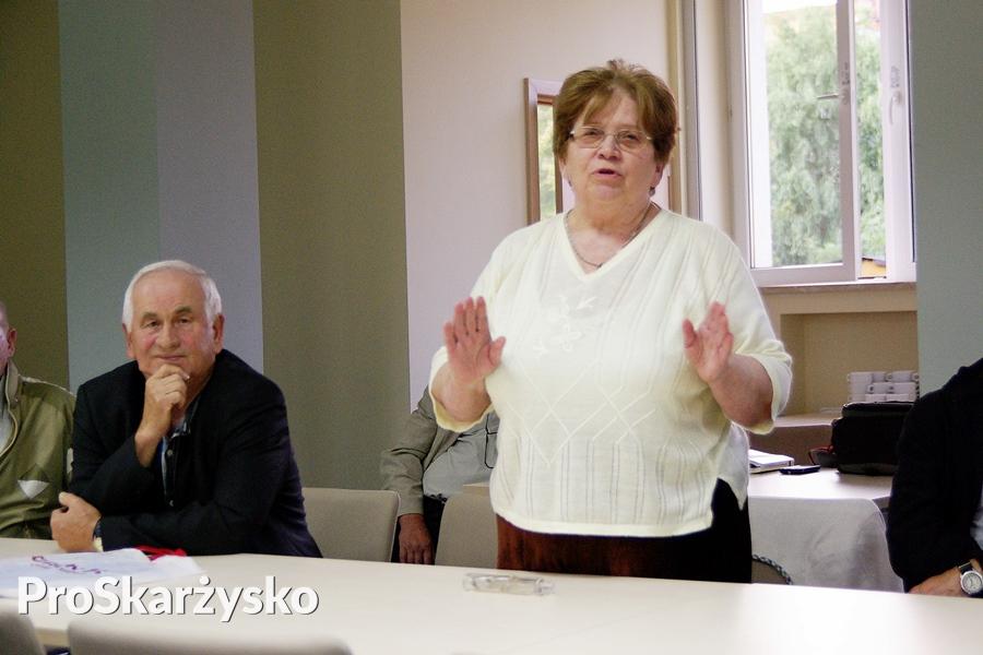 Krystyna Kowalik, była dyrektor szkoły