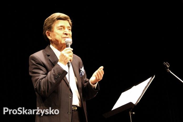 Jerzy Połomski - koncert - MCK