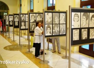 100 portretów - wystawa - Maria Zbroja - MCK