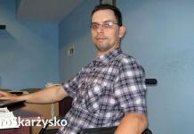 Michał Stępiński liczy na pomoc finansową w leczeniu komórkami macierzystymi