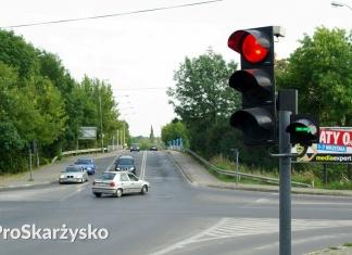 Niepodległości - naprawa sygnalizacji świetlnych