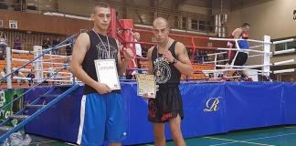 Skarżyski Klub Sportów Walki - boks - Gwardyjskie Mistrzostwa Polski Busko-Zdrój