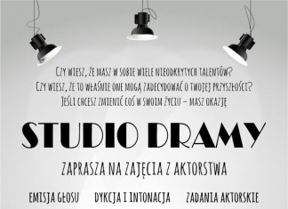 Studio dramy - Miejskie Centrum Kultury