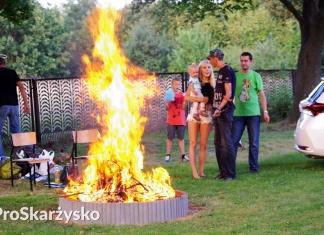 Święto Pieczonego Ziemniaka - festyn - Pogorzałe