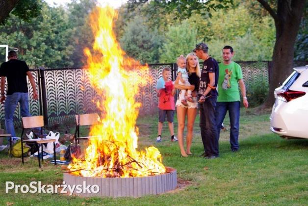 �wi�to Pieczonego Ziemniaka - festyn - Pogorza�e