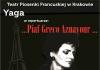 Yaga Kowalik - koncert- MCK - zaproszenie