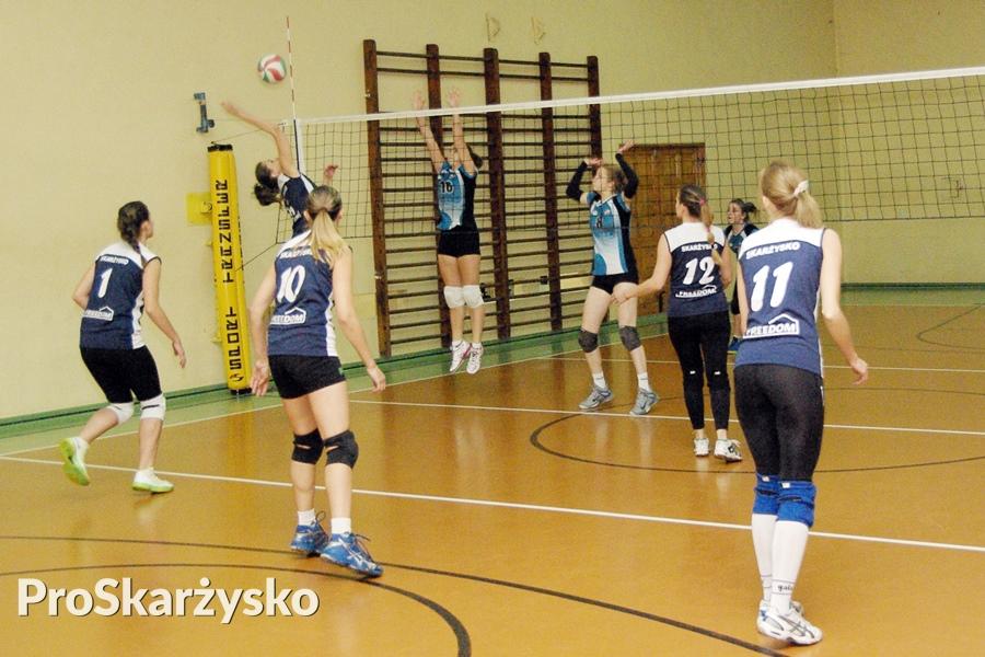 liga siatkówki kobiet Dąbrowa Górnicza
