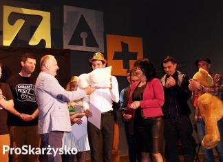 Kabaretowe Artystyczne Spotkania Zespołów Amatorskich KASZA+ - Suchedniow