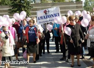 Marsz Różowej Wstążeczki 2016
