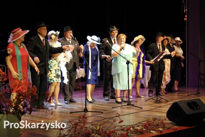 Czar muzyki i słowa - spektakl - Agnieszka Osiecka - Perły z Lamusa - Miejskie Centrum Kultury