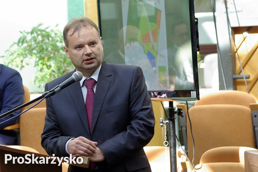 Park Edukacyjny Bernatka - inwestycja