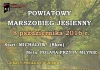Powiatowy Marszobieg Jesienny 2016 - Michałów - Szczepanów