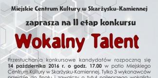 Wokalny Talent - półfinał - MCK