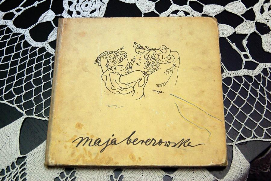 Ta książka Mai Berezowskiej towarzyszy mi od dzieciństwa