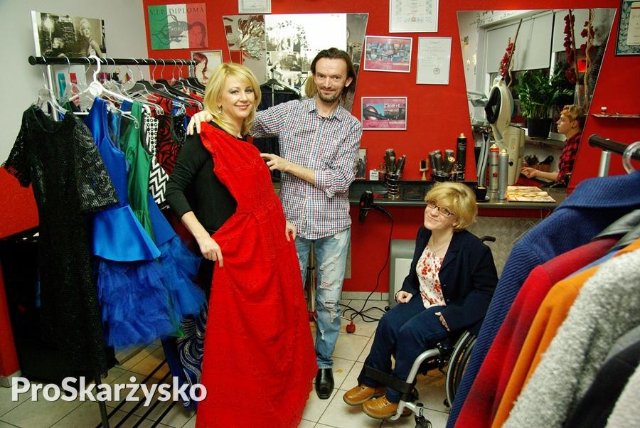 Atelier Anett - pokaz mody Piotr Ciepał
