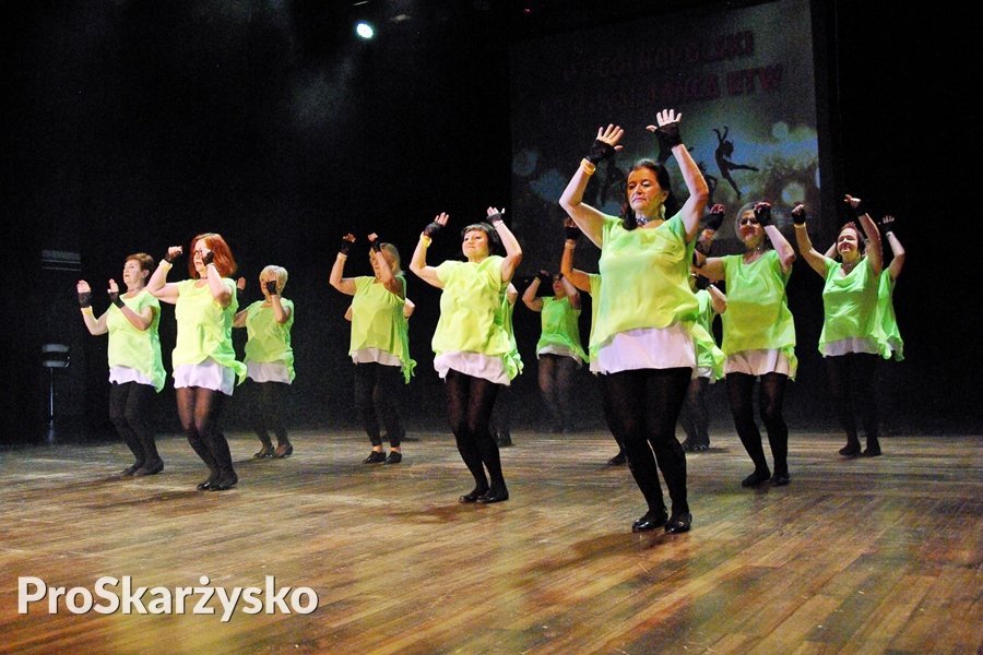 Ogólnopolski Festiwal Tańca Uniwersytetów Trzeciego Wieku - Miejskie Centrum Kultury