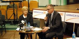 Klub Obywatelski - Gimnazja są OK - spotkanie przeciw likwidacji gimnazjów