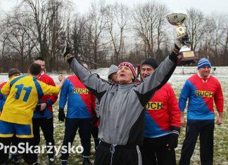Janusz Kępa Ruch Skarżysko - Mecz Kawalerowie - Żonaci - Ruch Skarżysko