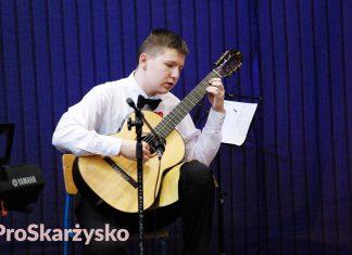 Jan Markowski - Wielka Orkiestra Świątecznej Pomocy - WOŚP - Gimnazjum nr 1 - Skarżysko