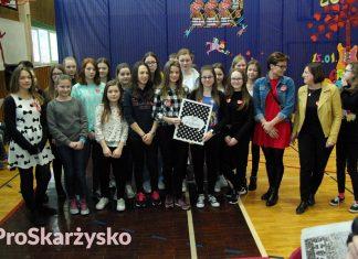 Wielka Orkiestra Świątecznej Pomocy - WOŚP - Gimnazjum nr 1 - Skarżysko