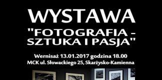 """""""Fotografia – sztuka i pasja"""" - wystawa - Klub Fotograficzny """"Zoom"""""""
