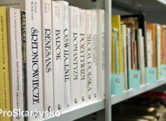 Książki - biblioteka