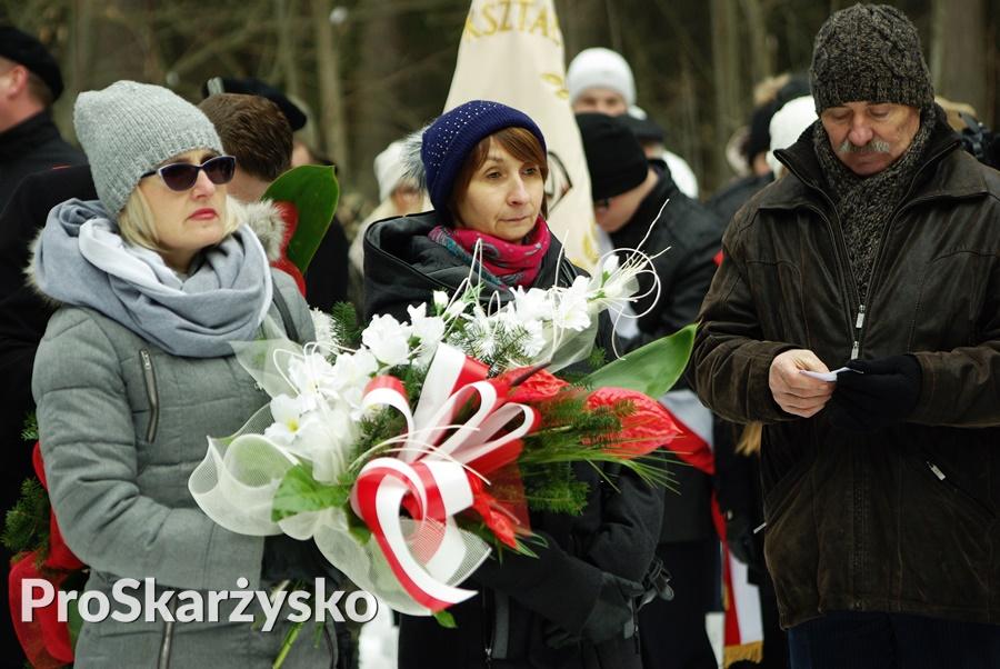 77. rocznica egzekucji - osiedle Bór
