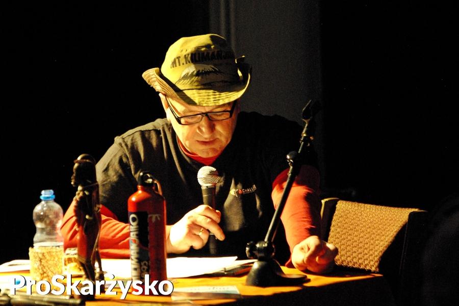 Kawiarnia Literacka - Zbigniew Ścisłowicz