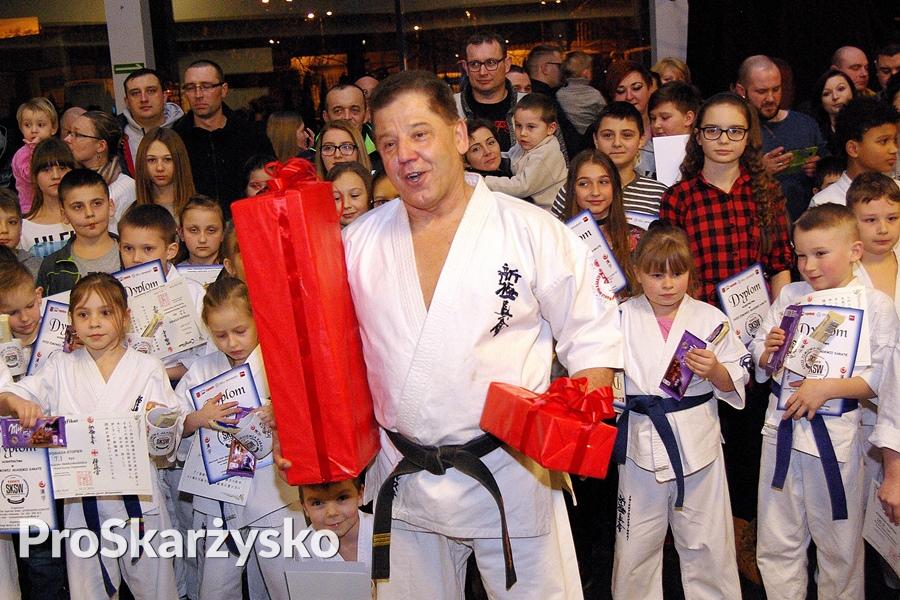 Zbigniew Zaborski - Zimowa Akademia Karate 2017