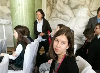 Aleksandra Ziomek - Ogólnopolska Olimpiada Historyczna Gimnazjalistów