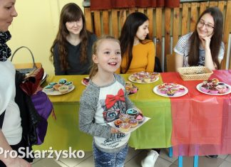 Akcja Babeczki dla babeczki - ZSP 1