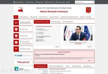 Nowy BIP - Biuletyn Informacji Publicznej - Skarżysko