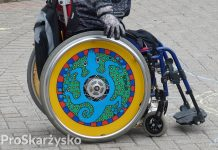 Osoba niepełnosprawna na wózku (fot. Pixabay)