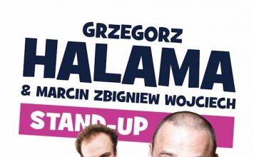 Stand-up - Grzegorz Halama - Marcin Zbigniew Wojciech - Jarek Pająk - MCK
