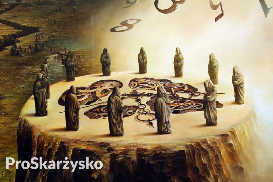 Wystawa - SKARt - skarżyscy artyści - MCK
