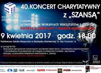 """40. koncert charytatywny Fundacji """"Daj Szansę"""""""