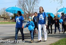 Blue Day - Niebieski Marsz - Skarżysko - 2017