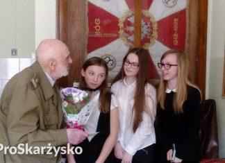 Henryk Czech - najstarszy absolwent Szkoły Podstawowej nr 1