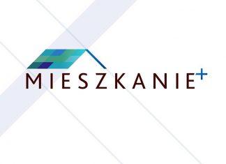 Mieszkanie Plus logo - Skarzysko (grafika: Ministerstwo Infrastruktury i Budownictwa)