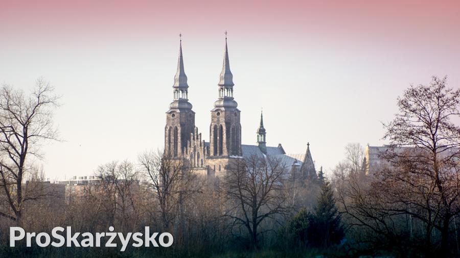 """Wyróżnienie specjalne: """"Dwie wieże"""", fot. Krzysztof Białek – Skarżysko w obiektywie - konkurs fotograficzny"""