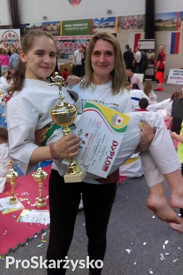 SKSW Kyokushin-Karate - Kobierzyce Cup