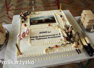 Szkoła Podstawowa nr 1 - jubileusz - 100-lecie