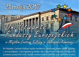 Dni Otwarte Funduszy Europejskich 2017 - Miejskie Centrum Kultury