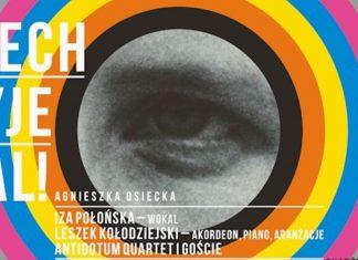 Niech żyje bal - koncert z piosenkami Agnieszki Osieckiej - Miejskie Centrum Kultury